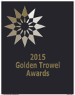 2015 Golden Trowel Awards