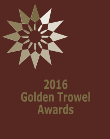 2016 Golden Trowel Awards
