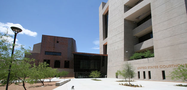 Courthouse design by Associated Masonry Contractors of Houston
