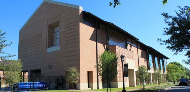 School design by Associated Masonry Contractors of Houston